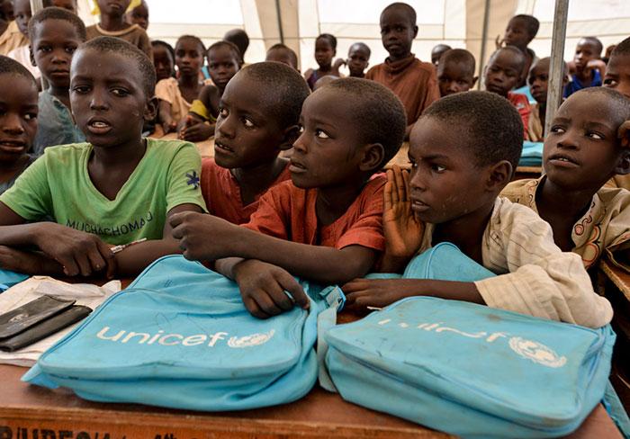 124 Million Children Not In School